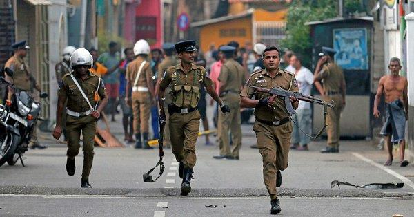 7 Indian states on high alert after Sri Lanka blasts