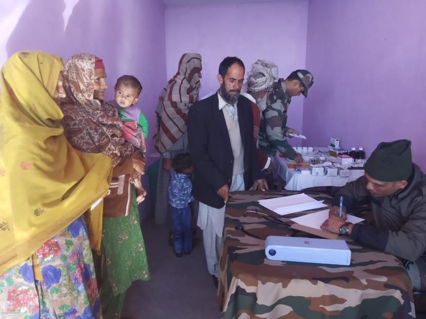 Army conducts Medical Camp - Jammu Links News
