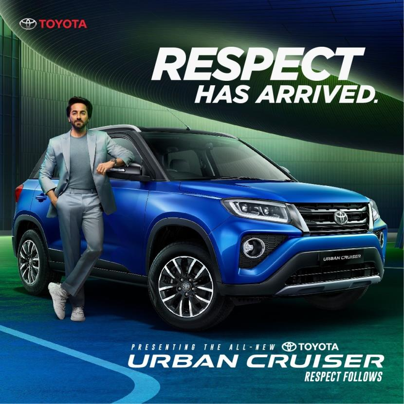 Toyota Launches Suv Urban Cruiser With Price Starting At Rs 8 4 Lakh Jammu Links News