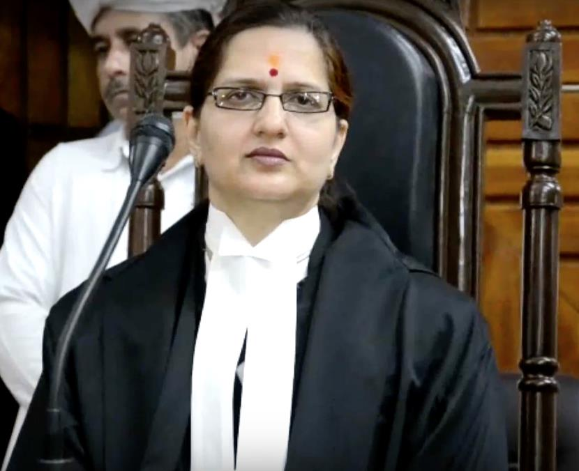 J&K High Court gets its first woman judge