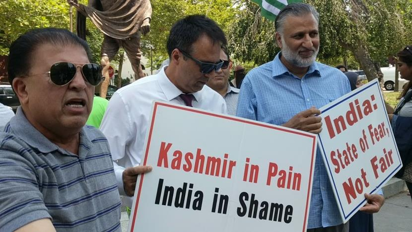 Image result for The pain of Kashmiri Muslims