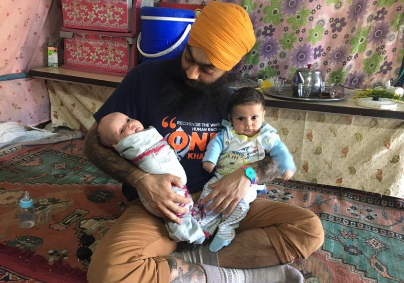 Sikh charity group Khalsa Aid extends help to Syr...