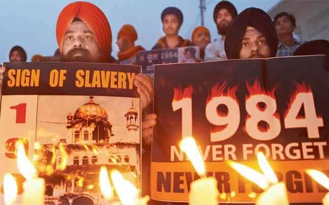 Image result for 1984 Anti-Sikh Riots SC Issues Notice To Delhi Police