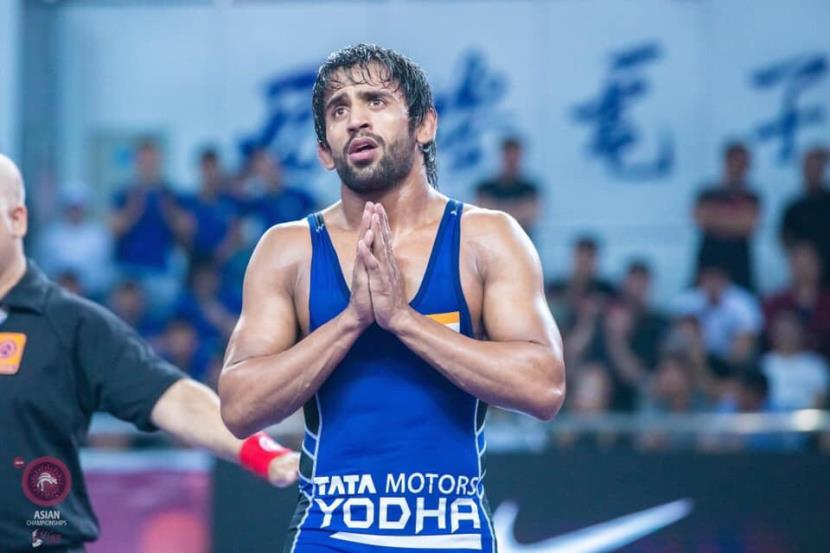 Bajrang Punia to wrestle at Madison Square Garden