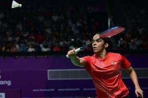 Sindhu, Saina enter second round of Asia Badminto...