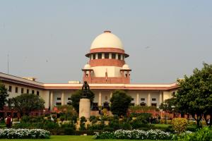 SC to take 'in-chamber' decision on listing of pl...