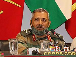 We don't want to kill terrorists: GoC 15 Corps