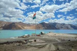 Eastern Ladakh: Army strengthens dominance in ove...