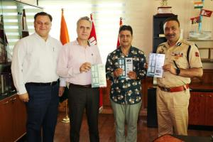 DGP releases book on alcoholism and drug addiction