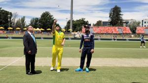 India win toss, opt to bat in third and final ODI...