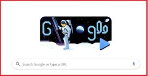 Google Doodle celebrates 50th anniversary of firs...