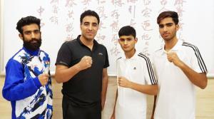 Handoo, Surya Bhanu, other two players train in C...