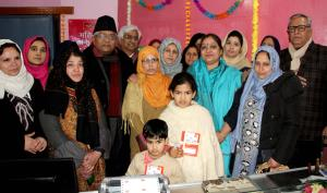 Prasad inaugurates 'All Women Post Office