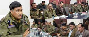 Security arrangements for R-Day reviewed in Jammu
