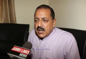 Dr Jitendra Singh hits out at NC, PDP for