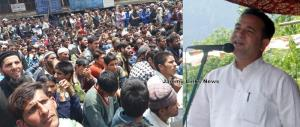 Strike against Bursar Dam called off by Marwah re...