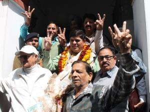 Two nominations filed for Jammu-Poonch constituen...