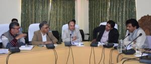 CEC Kargil reviews power scenario