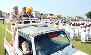 I-Day celebrations at Katra | CEO Shrine Board ho...