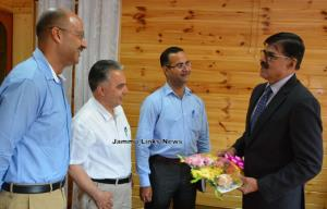 KAS Officers Association delegation meets Advisor...
