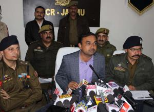Missing girl found in Jammu, police warns of ster...