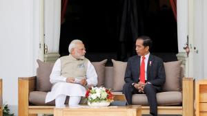 Modi congratulates Joko Widodo on re-election as ...