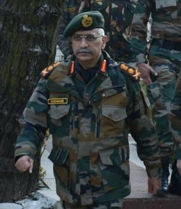 Army Chief in Nagrota to review security situatio...