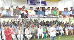 DDC Baramulla holds public outreach programme at ...