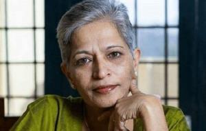 Ram Sene chief compares Gauri Lankesh