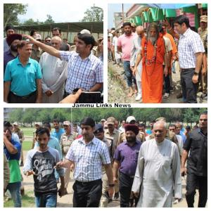 DC Rajouri takes stock of Budha Amarnath Ji Yatra...
