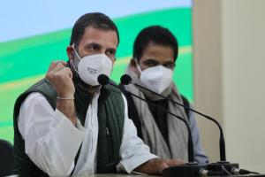 Rahul Gandhi targets govt over price rise issue