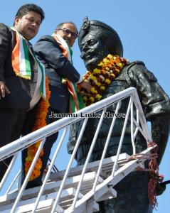 Youth must honour Martyrs, learn from their sacri...
