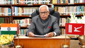Governor summons Joint Session of the Legislature