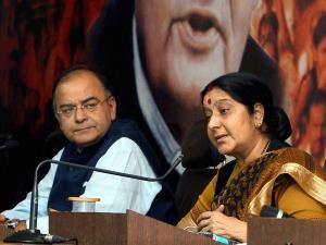 Arun Jaitley, Sushma Swaraj, George Fernandes amo...
