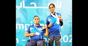 Jyoti, Rakesh outshine in Fazza Archery World Tou...