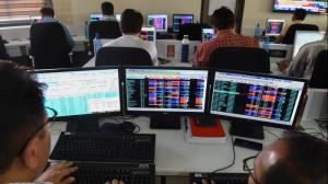 Sensex rallies over 1,300 pts; Nifty reclaims 8,4...