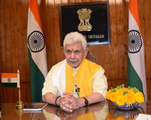 J&K LG Manoj Sinha announces Rs 3 lakh for kin of...