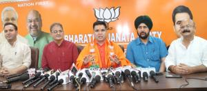 BJP for early abrogation of Articles 370, 35A of ...