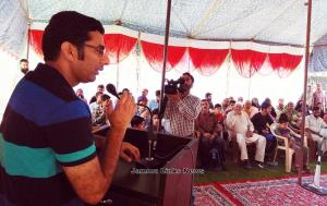 DDC Bandipora distributes 186 appliances, aids am...