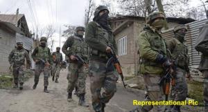 Three Hizbul Mujahideen terrorists killed in enco...