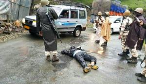 Two Haryana youths killed in road accident in Kas...