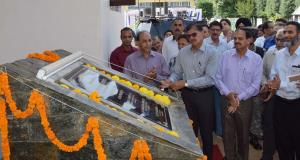 Advisor Kumar inaugurates office of State Spatial...