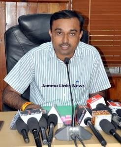 October Eight polling day for district Jammu: DC ...