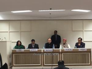 GST Council discusses making return filing proces...