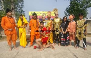 JSS celebrates Dusshera