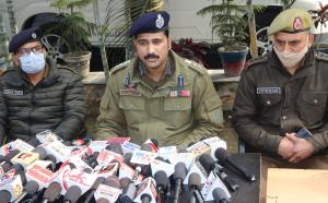 Jammu Police solves ATM guard's murder case in le...