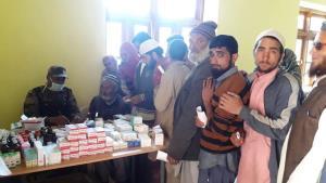 Army organises Medical Camp