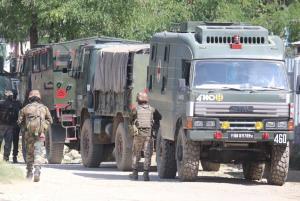 Encounter in Bandipora, two terrorists killed