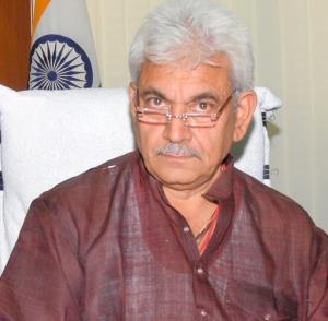 BJP leaders praise new Jammu & Kashmir LG Sinha a...