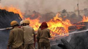 Major fire at Haldia Petrochemical